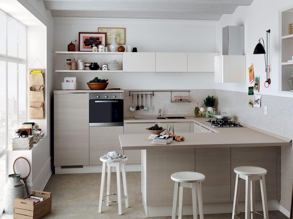Mẫu nhà bếp nhỏ đẹp, cực tiện nghi cho chung cư gây sốt hiện nay - ảnh 1