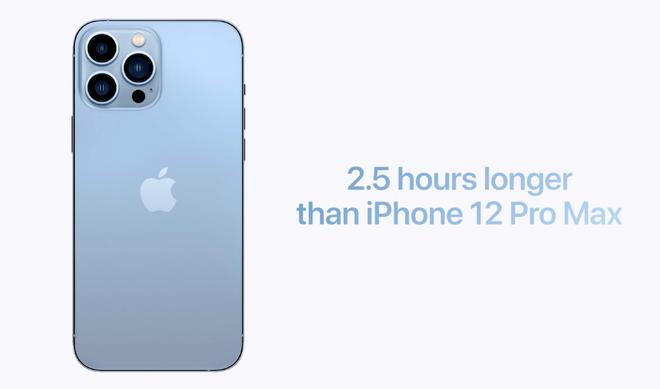 Tất tần tật về 4 mẫu iPhone 13 vừa ra mắt - ảnh 7