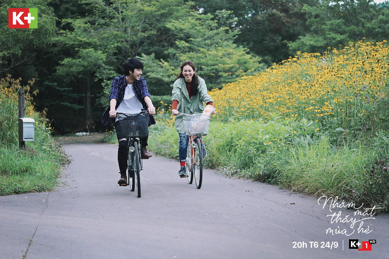 """Check-in Nhật Bản qua màn ảnh cùng """"Nhắm mắt thấy mùa hè"""" - ảnh 1"""