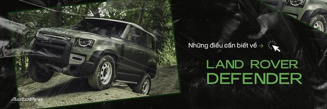 Land Rover Defender sẽ thêm bản hạng sang đấu Mercedes-Maybach GLS - ảnh 3
