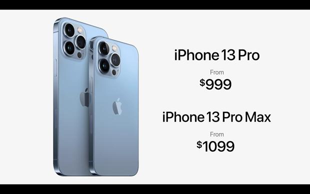 Apple chính thức giới thiệu 4 mẫu iPhone 13 mới với giá từ 699 USD - ảnh 14