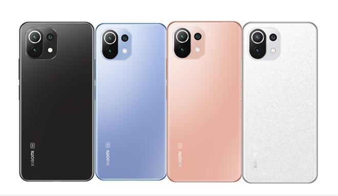 Bộ ba siêu phẩm mới của dòng Xiaomi 11 hướng tới người dùng yêu thích sáng tạo - ảnh 3