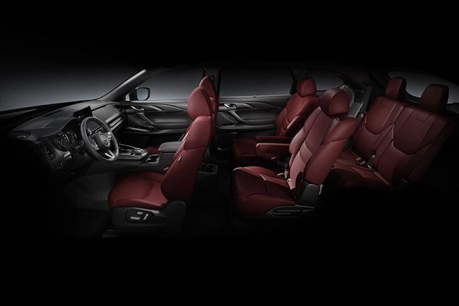 Mazda CX-9 bản nâng cấp mới ra mắt tại Đông Nam Á - ảnh 3