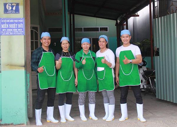 Nông trại xanh - Vinny Farm: Vườn rau xanh trong gia đình Việt - ảnh 6