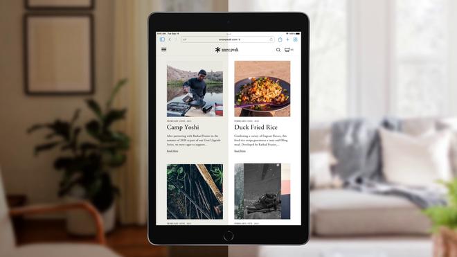 Apple ra mắt iPad giá rẻ mới: A13 Bionic, camera selfie góc siêu rộng, giá từ 329 USD - ảnh 3
