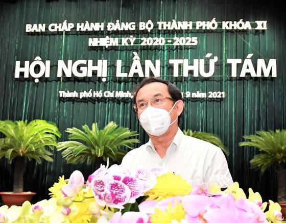 Bí thư Thành ủy TP HCM Nguyễn Văn Nên: Cảm ơn người dân đã chia sẻ khó khăn cùng TP - ảnh 1