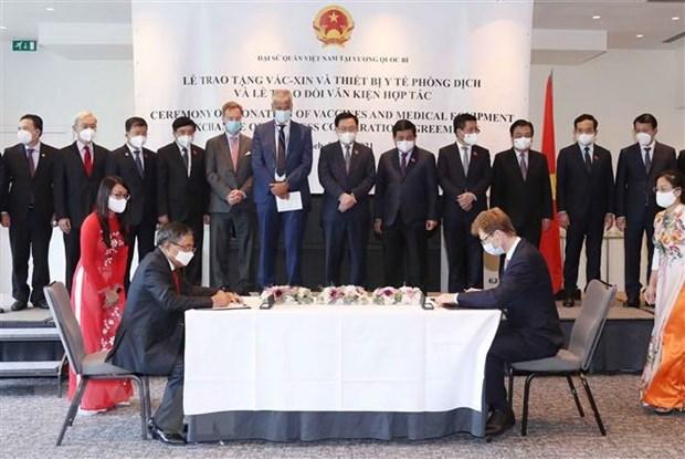 Thúc đẩy hợp tác Việt Nam-EU về thương mại, đầu tư và nông nghiệp - ảnh 1