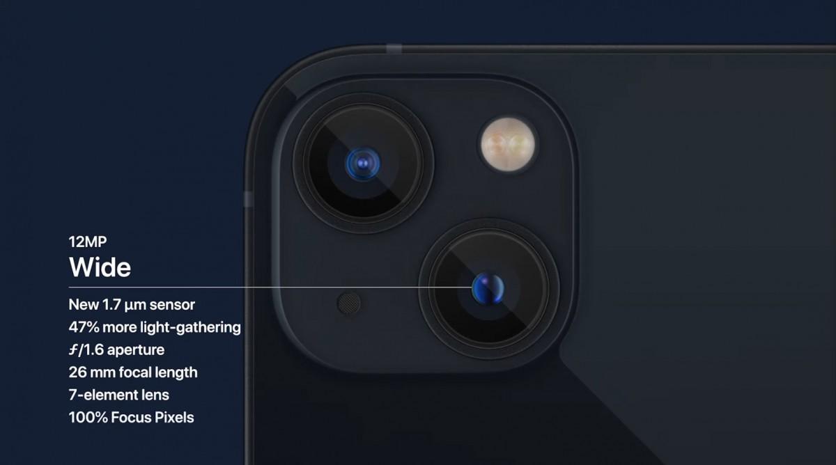 Bộ đôi iPhone 13 và iPhone 13 mini của Apple có gì mới? - ảnh 5