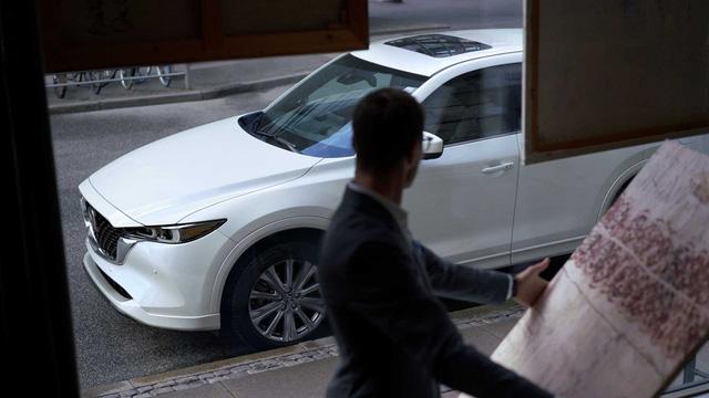 Ra mắt Mazda CX-5 2021: Thay đổi nhẹ, mặc định 2 cầu đấu Honda CR-V - ảnh 2