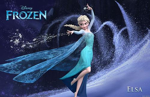 Frozen phá kỷ lục Phim hoạt hình có doanh thu cao nhất - ảnh 1