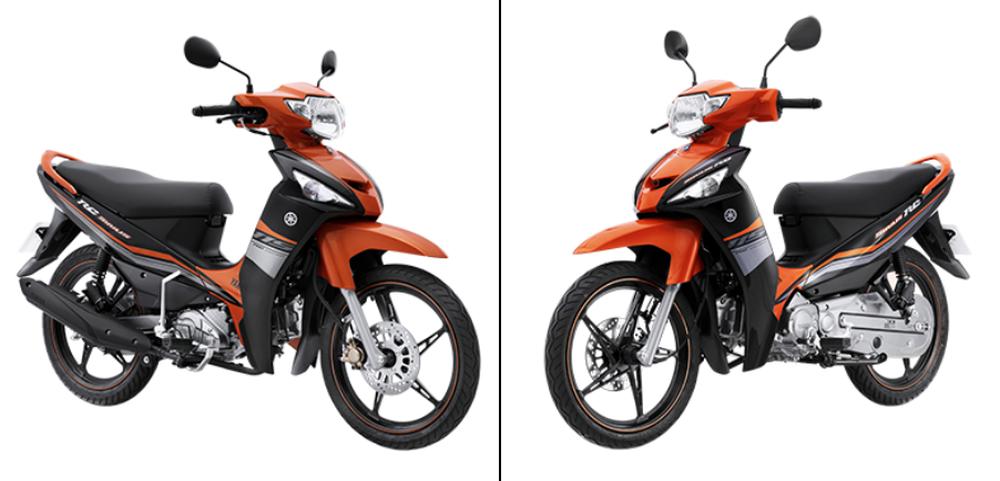 Những mẫu xe máy