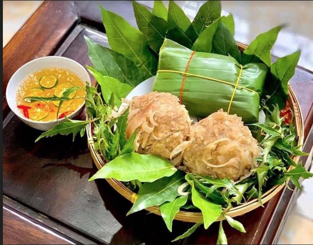 Đặc sản Nam Định chỉ nhúng nước sôi, bên trong vẫn đỏ rau ráu - ảnh 3