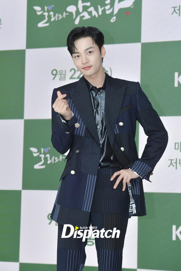 Yeonwoo (MOMOLAND) lộ diện lần đầu sau tin hẹn hò Lee Min Ho, chân dài nuột nà