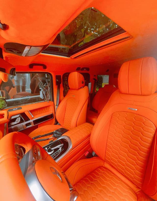 Nữ doanh nhân Bến Tre mua Mercedes-AMG G 63 với nội thất ''Hermes'' giống xe Đoàn Di Băng về làm cặp với Porsche 718 - ảnh 10