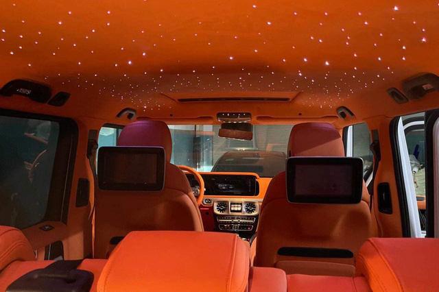 Nữ doanh nhân Bến Tre mua Mercedes-AMG G 63 với nội thất ''Hermes'' giống xe Đoàn Di Băng về làm cặp với Porsche 718 - ảnh 8