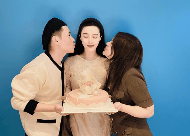 Phạm Băng Băng bình thản và xinh đẹp đón tuổi 40 - ảnh 2