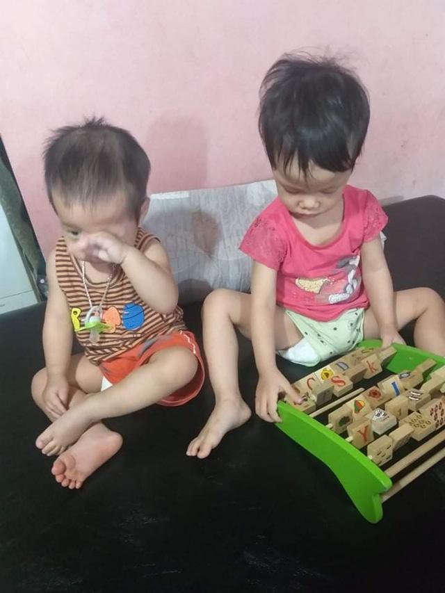 Xót xa mẹ nguy kịch vì bỏng nặng, hai con nhỏ không người chăm sóc phải gửi hàng xóm - ảnh 3