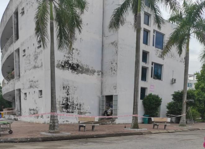 Nam bệnh nhân được phát hiện chết bất thường tại kho chứa rác của Trung tâm y tế - ảnh 2