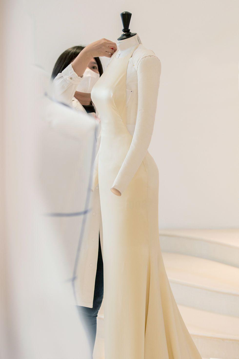 Đằng sau thiết kế trang phục của Anya Taylor-Joy tại Primetime Emmy - ảnh 3