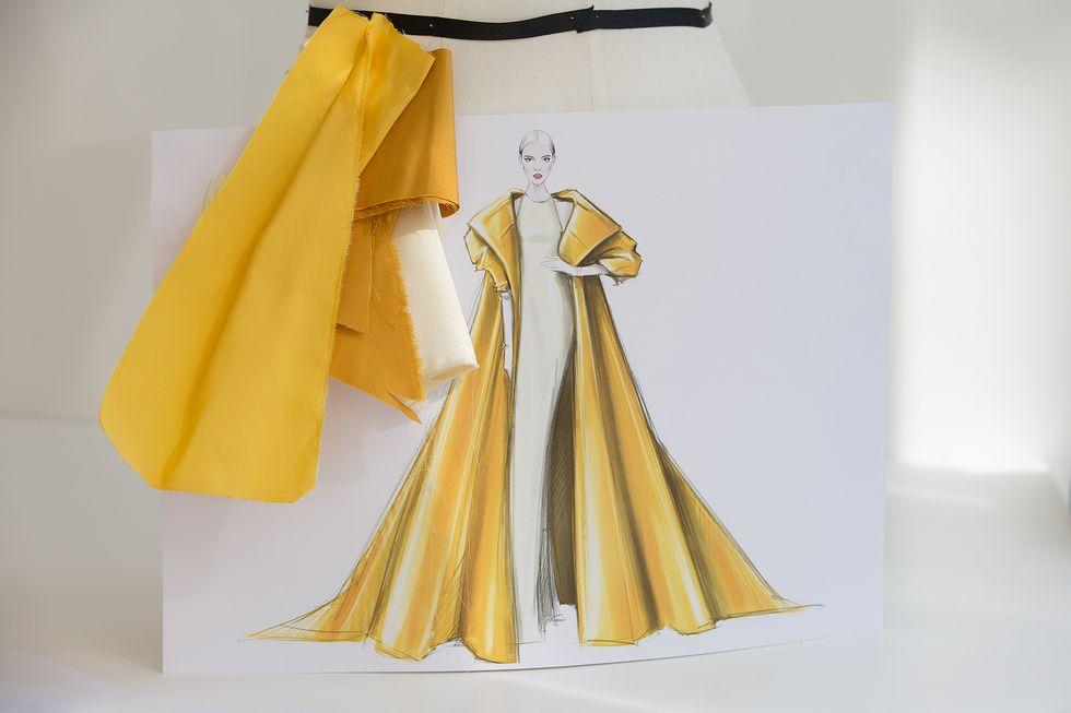 Đằng sau thiết kế trang phục của Anya Taylor-Joy tại Primetime Emmy - ảnh 2