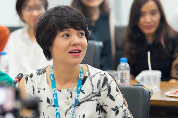 Nhà báo Diễm Quỳnh được bổ nhiệm Giám đốc VFC - Trung tâm Sản xuất phim truyền hình Việt Nam - ảnh 2