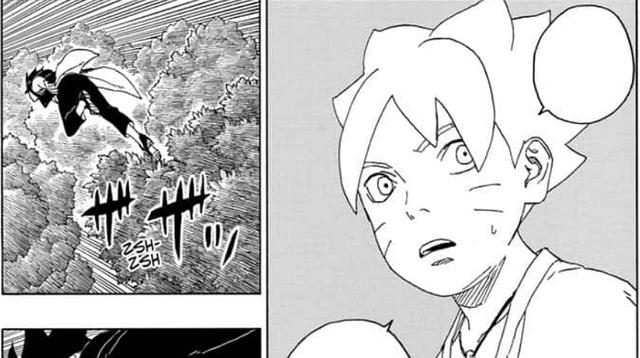 Boruto chap 62: Với khả năng mới, dường như Kawaki và con trai Naruto đã trở thành Otsutsuki - ảnh 3