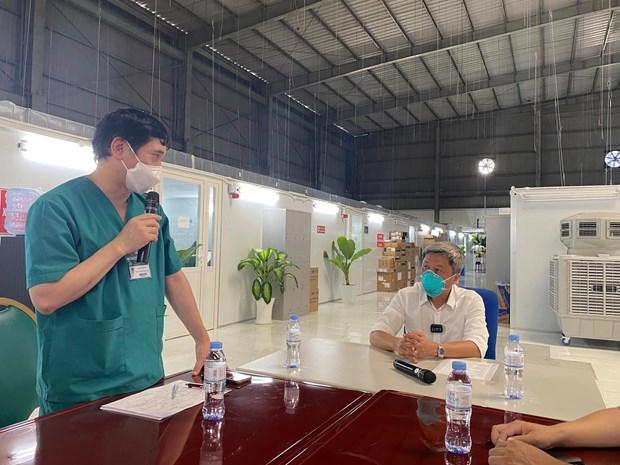 Thứ trưởng Bộ Y tế: ''Chúng ta đã thấy ánh sáng cuối đường hầm'' - ảnh 2