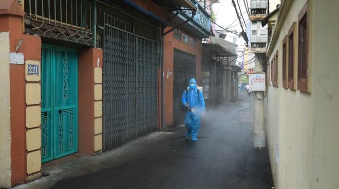 Chùm ca bệnh mới tại phường Kiến Hưng, Hà Đông ghi nhận 2 ca dương tính sống cùng nhà - ảnh 2