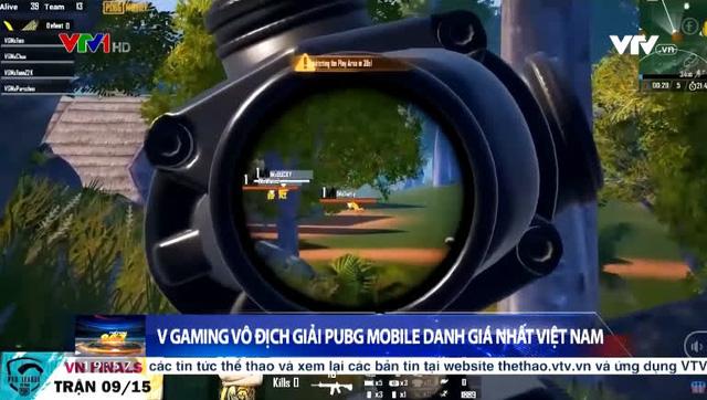 VNG và bom tấn được nhắc tên trên sóng truyền hình Quốc gia với hai từ