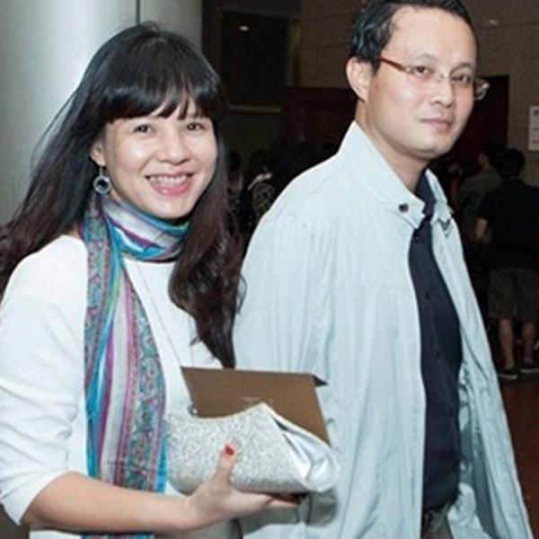 Thân thế, gia đình kín tiếng của MC Diễm Quỳnh - người vừa thay đạo diễn Đỗ Thanh Hải là Giám đốc VFC - ảnh 3