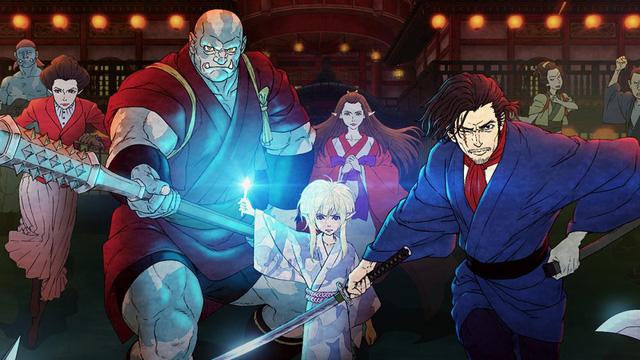 Netflix tự tin tuyến bố làm hài lòng tất cả các fan anime thế giới với 7 siêu phẩm phát sóng vào tháng 10 - ảnh 5