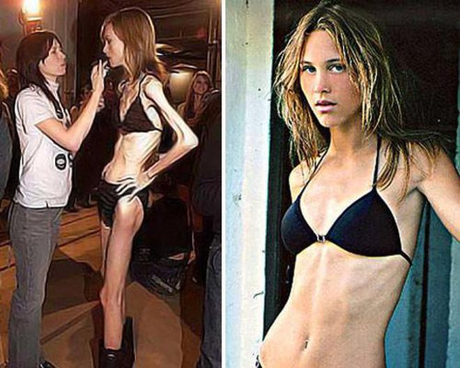 Từng có một người mẫu chết ngay trên sàn diễn thời trang bởi lý do thương tâm - ảnh 8