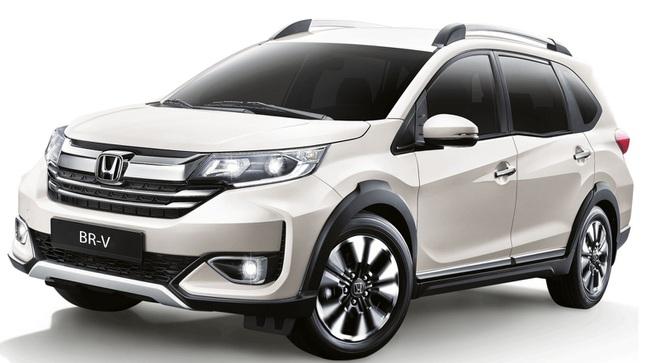 Honda BR-V thế hệ mới chính thức ra mắt - ảnh 4