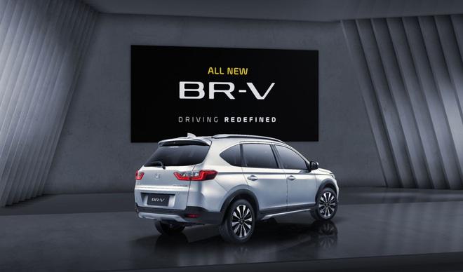 Honda BR-V thế hệ mới chính thức ra mắt - ảnh 2