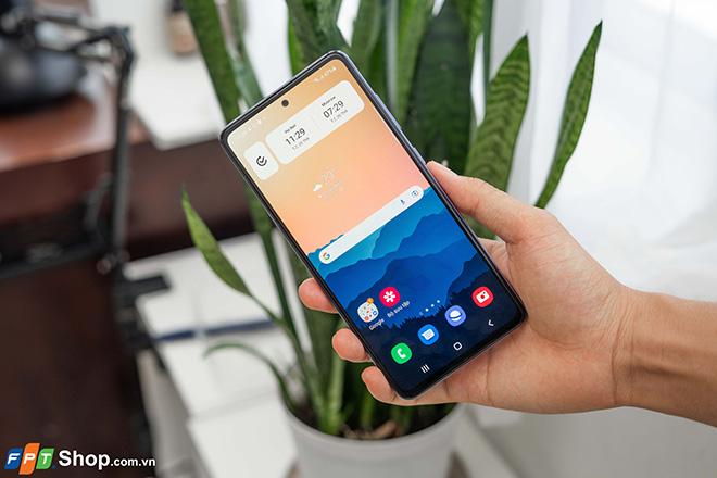 FPT Shop giảm 1 triệu cho khách đặt trước Galaxy A52s 5G - ảnh 2