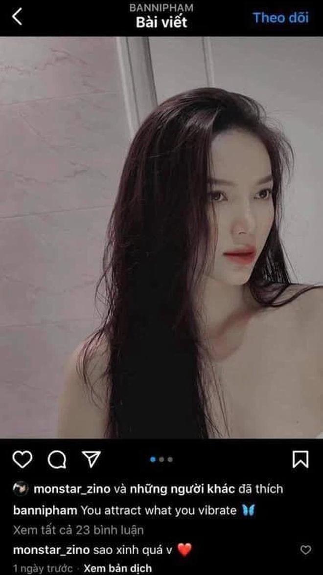 Mỹ nam 9x nhóm Monstar hẹn hò hot girl Banni Trân Phạm: Bị soi cả tá