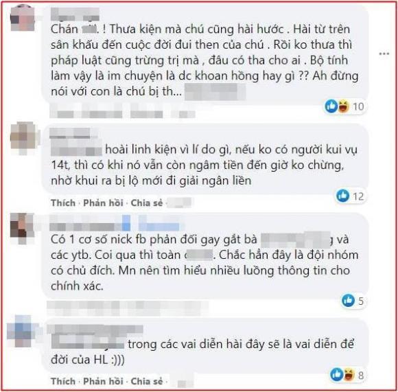Cư dân mạng xôn xao thông tin NSƯT Hoài Linh bất ngờ rút đơn kiện nữ streamer - ảnh 4