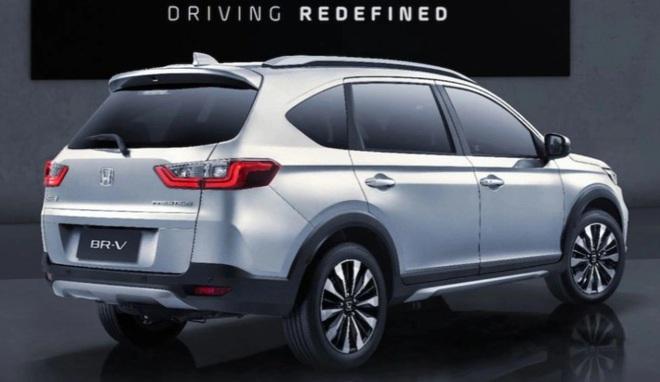 Honda BR-V thế hệ mới chính thức ra mắt - ảnh 7