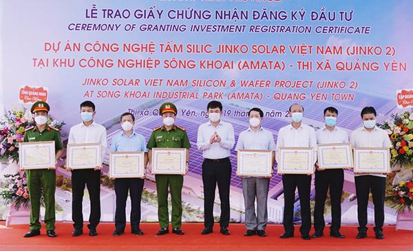 Jinko Solar đầu tư tiếp dự án thứ 2 hơn 365 triệu USD vào Quảng Ninh - ảnh 3