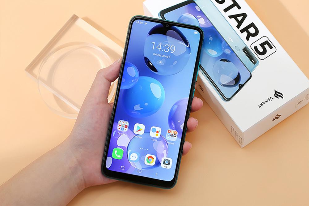 Điện thoại Vsmart giảm giá