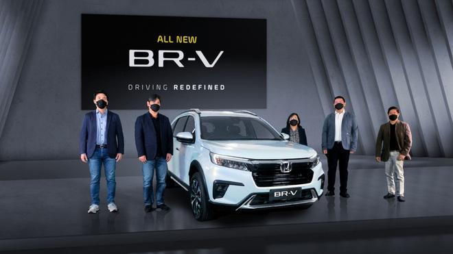 Honda BR-V thế hệ mới chính thức ra mắt - ảnh 3