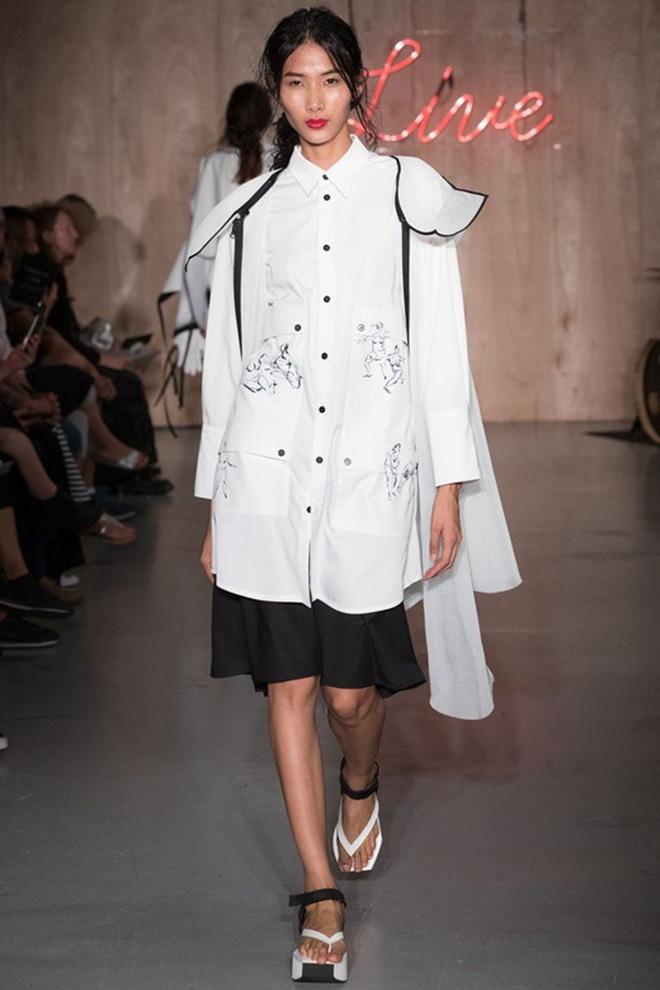 Mùa Fashion Week năm ấy, Hoàng Thuỳ