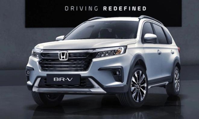 Honda BR-V thế hệ mới chính thức ra mắt - ảnh 5
