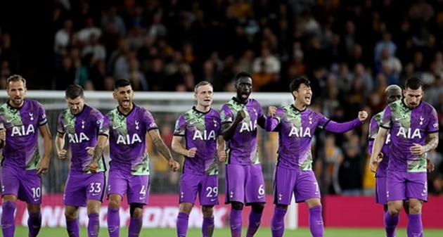 Luân lưu cân não, Tottenham thắng kịch tính Wolves - ảnh 3