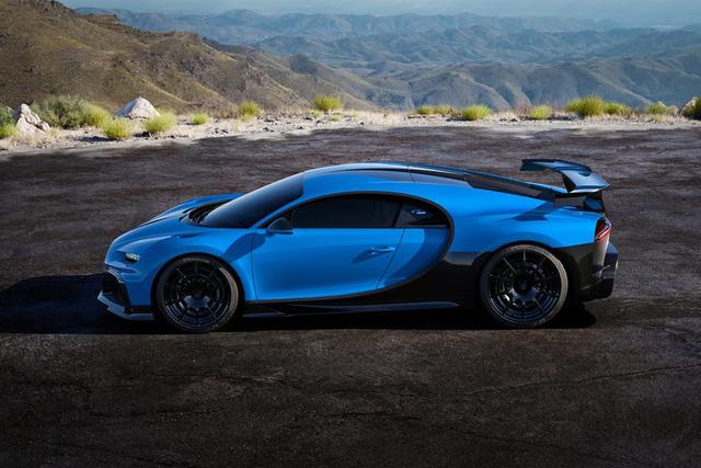 Chi phí bảo dưỡng Bugatti Chiron trong 4 năm đủ để mua siêu xe Lamborghini, Ferrari - ảnh 5