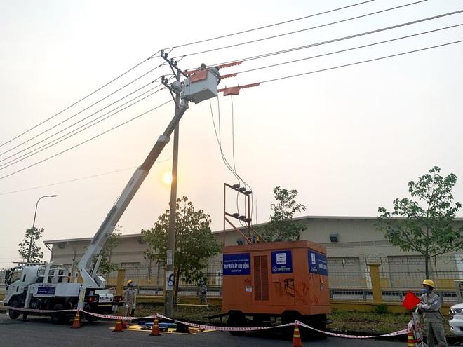 EVNCPC: Giảm thấp cả số lần và thời gian mất điện của khách hàng - ảnh 2