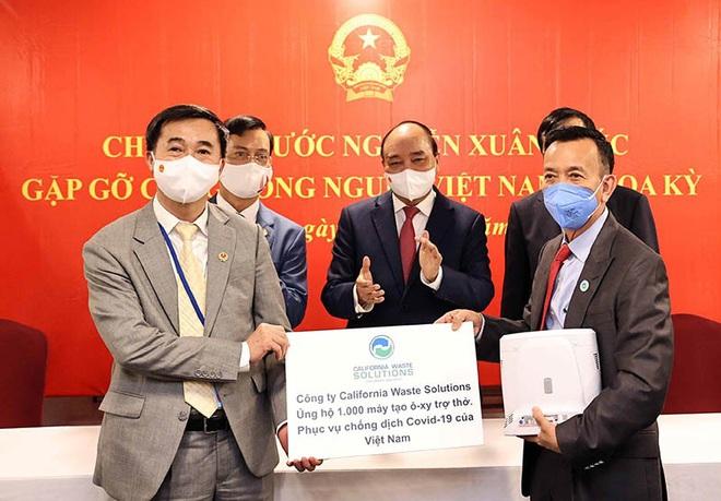 Chủ tịch nước: Cộng đồng người Việt ở nước ngoài đã có những đóng góp to lớn vào sự phát triển của đất nước - ảnh 3