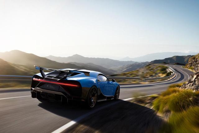 Chi phí bảo dưỡng Bugatti Chiron trong 4 năm đủ để mua siêu xe Lamborghini, Ferrari - ảnh 4