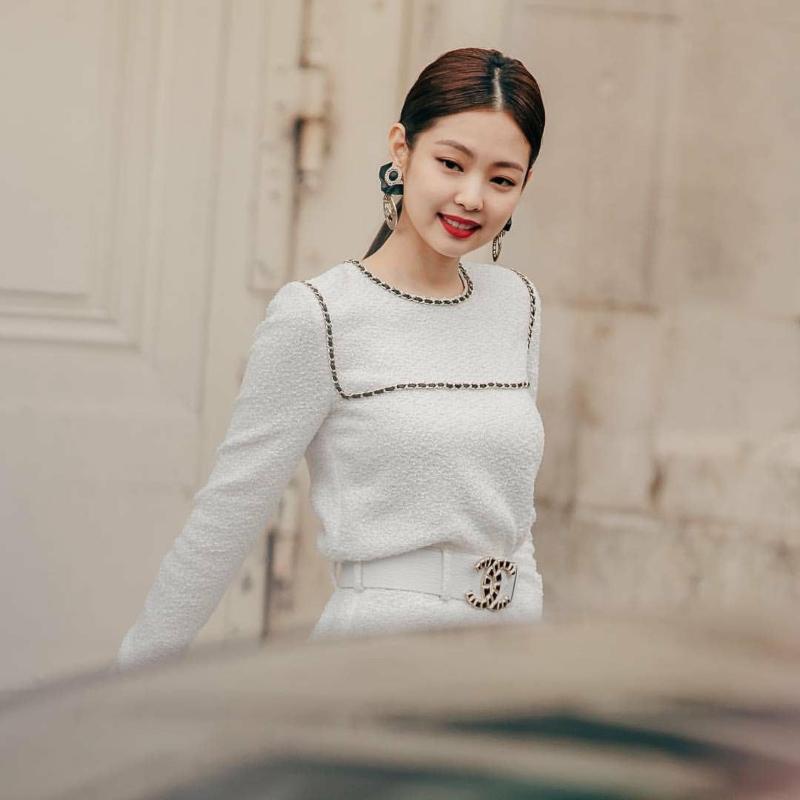 Jennie (Blackpink) trở thành gương mặt đại diện cho chiến dịch quảng bá BST Coco Neige của Chanel - ảnh 1