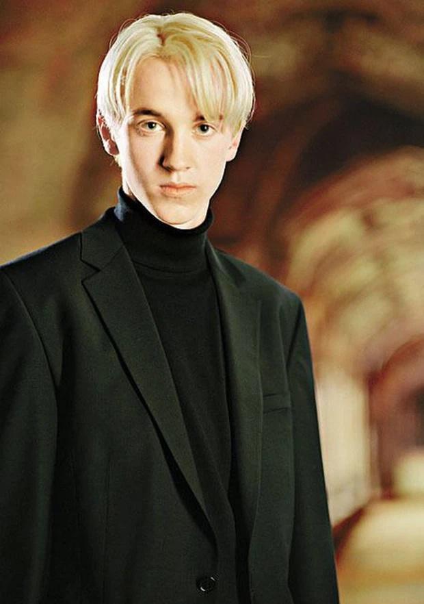 Không nhận ra Tom Felton 'Harry Potter': 34 tuổi mà già xọm như U50 - ảnh 6
